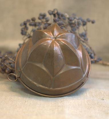 koperen puddingvorm