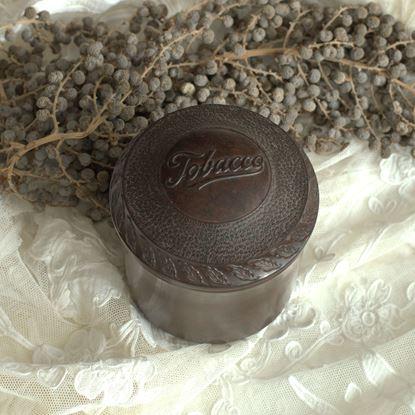 vintage bakelieten tabakspot