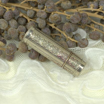 vintage bourjois metalen lippenstift