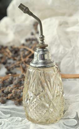 vintage kristallen parfumverstuiver