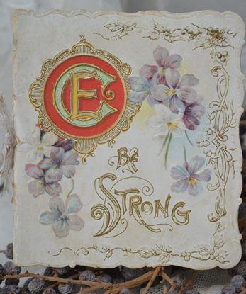 Oud Engels gebedenboekje